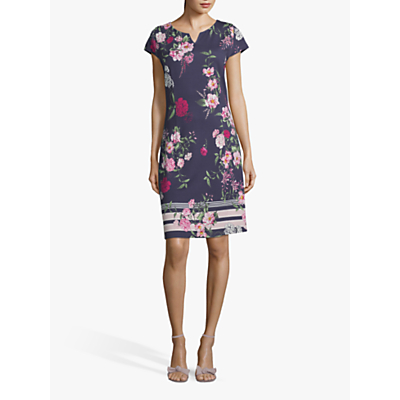 Betty & Co. Floral Jersey Dress, Multi