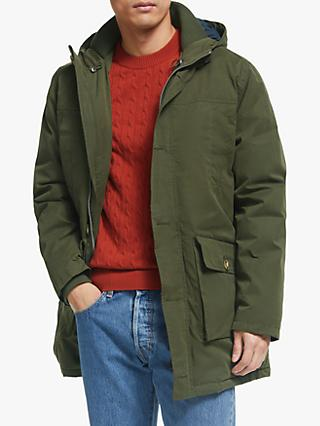 John Lewis & Partners Creek Parka Jacket