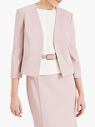 Phase Eight Jemima Jacket, Dusty Rose