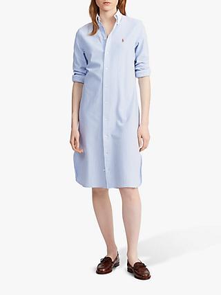 1ae2de12a Polo Ralph Lauren Stripe Shirt Dress