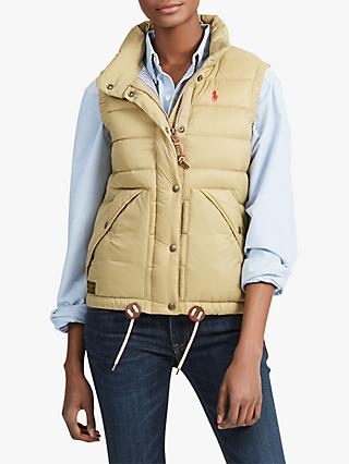 Polo Ralph Lauren Padded Down Fill Gilet