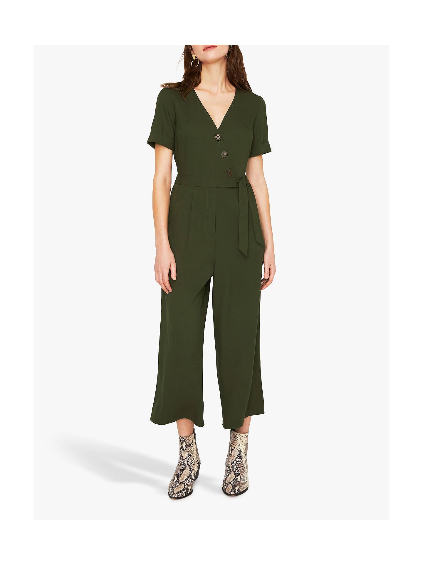 f848261c4a9 Buy Warehouse Asymmetric Button Jumpsuit