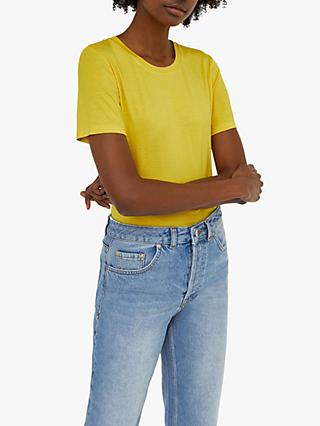 Warehouse Smart T-Shirt, Yellow