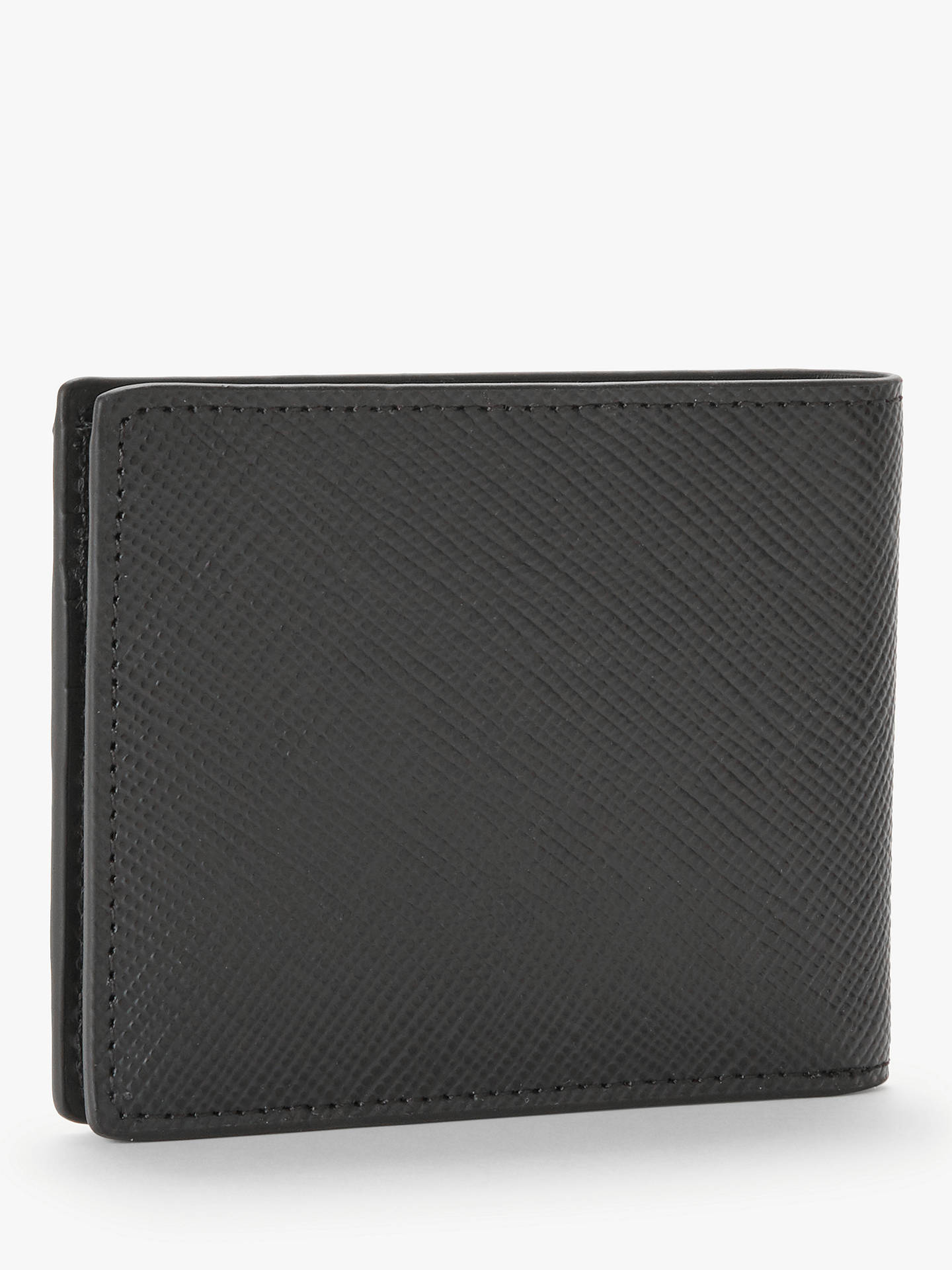 more photos 8dc38 2828c Tommy Hilfiger Mercedes Benz Small Leather Wallet, Black