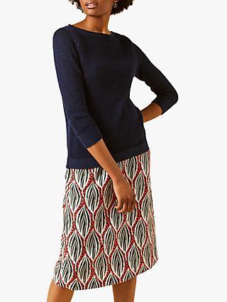 931b41238fee Boat Neck | Women's Knitwear | John Lewis & Partners