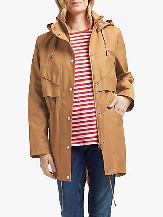 37c46465feb Four Seasons Longline Hooded Jacket