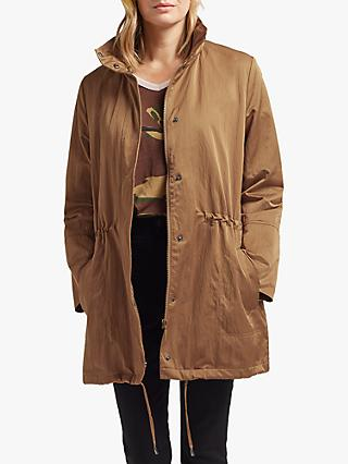 Four Seasons Basic Parka, Bronze