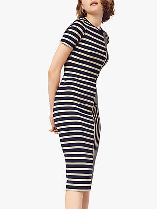 78d7daa7fcf7 Oasis Spliced Tube Dress