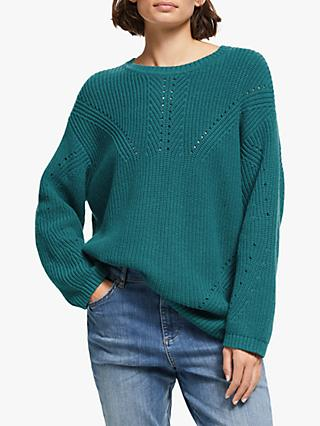AND/OR Delores Rib Knit Jumper
