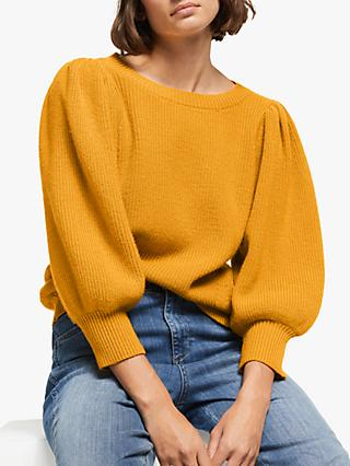 AND/OR Jasmin Puff Sleeve Jumper