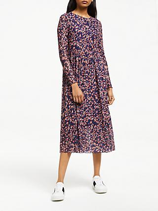 73556dcb47de Numph Freja Midi Dress