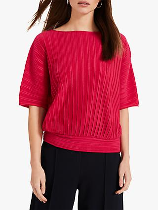 68b7894a41b723 Phase Eight Pacey Pleat Top