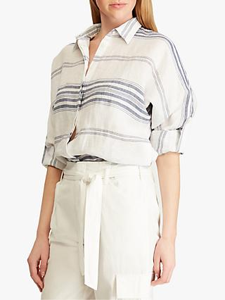ac247bd43ac25c Ralph Lauren | Women's Shirts & Tops | John Lewis & Partners
