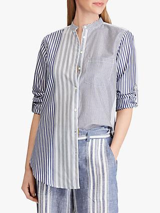ce53873e0 Lauren Ralph Lauren Kaomina Striped Shirt