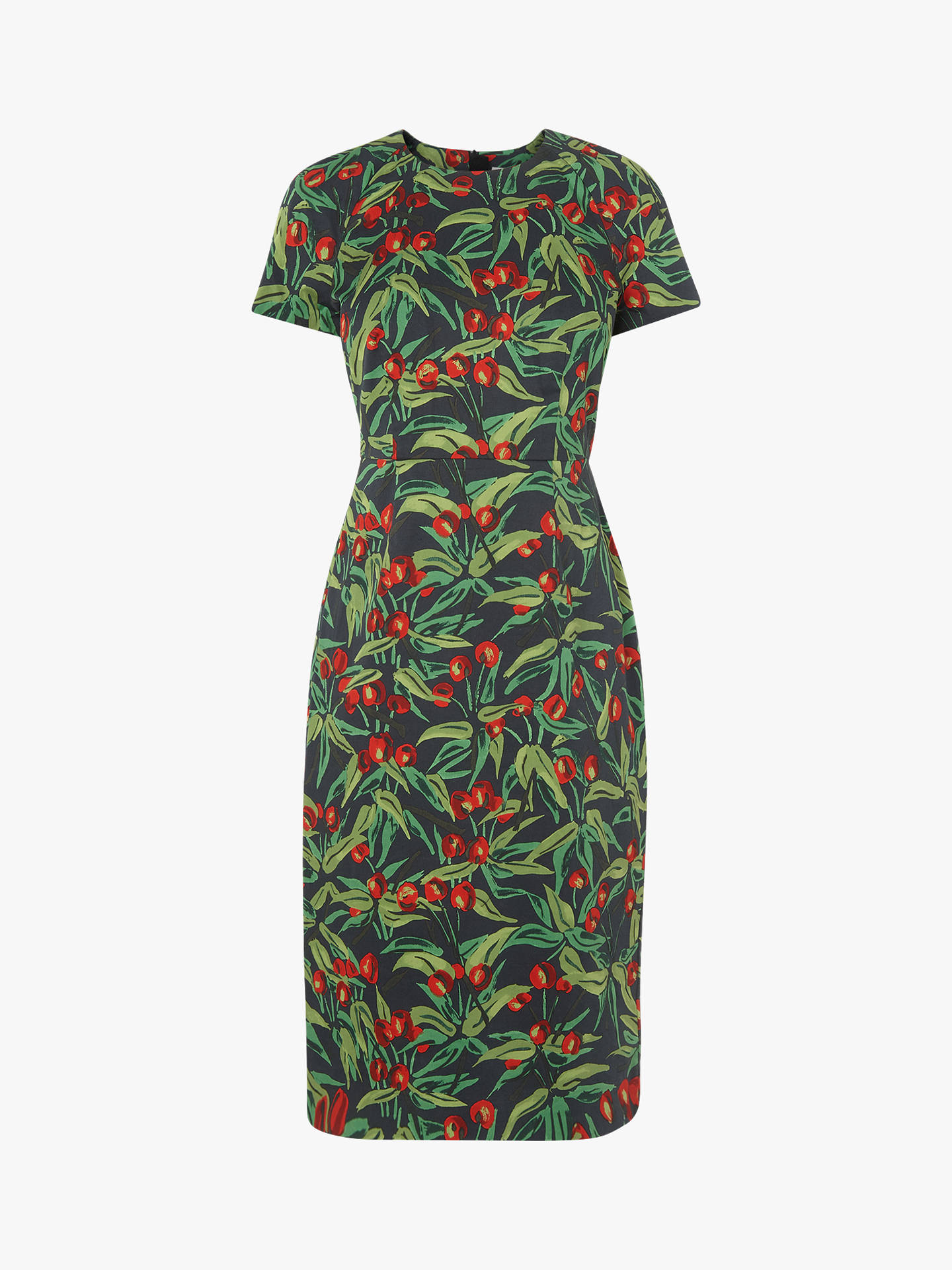Buy L.K.Bennett Susie Dress, Black, 6 Online at johnlewis.com