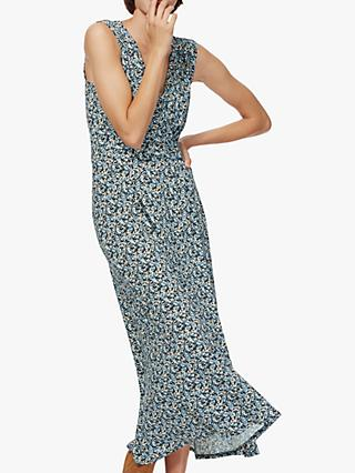 Brora Liberty Jersey Midi Dress