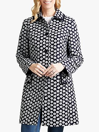 Four Seasons Daisy Print Coat