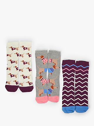 4207e650c02 Women's Socks | Ankle, & Knee High Socks | John Lewis & Partners