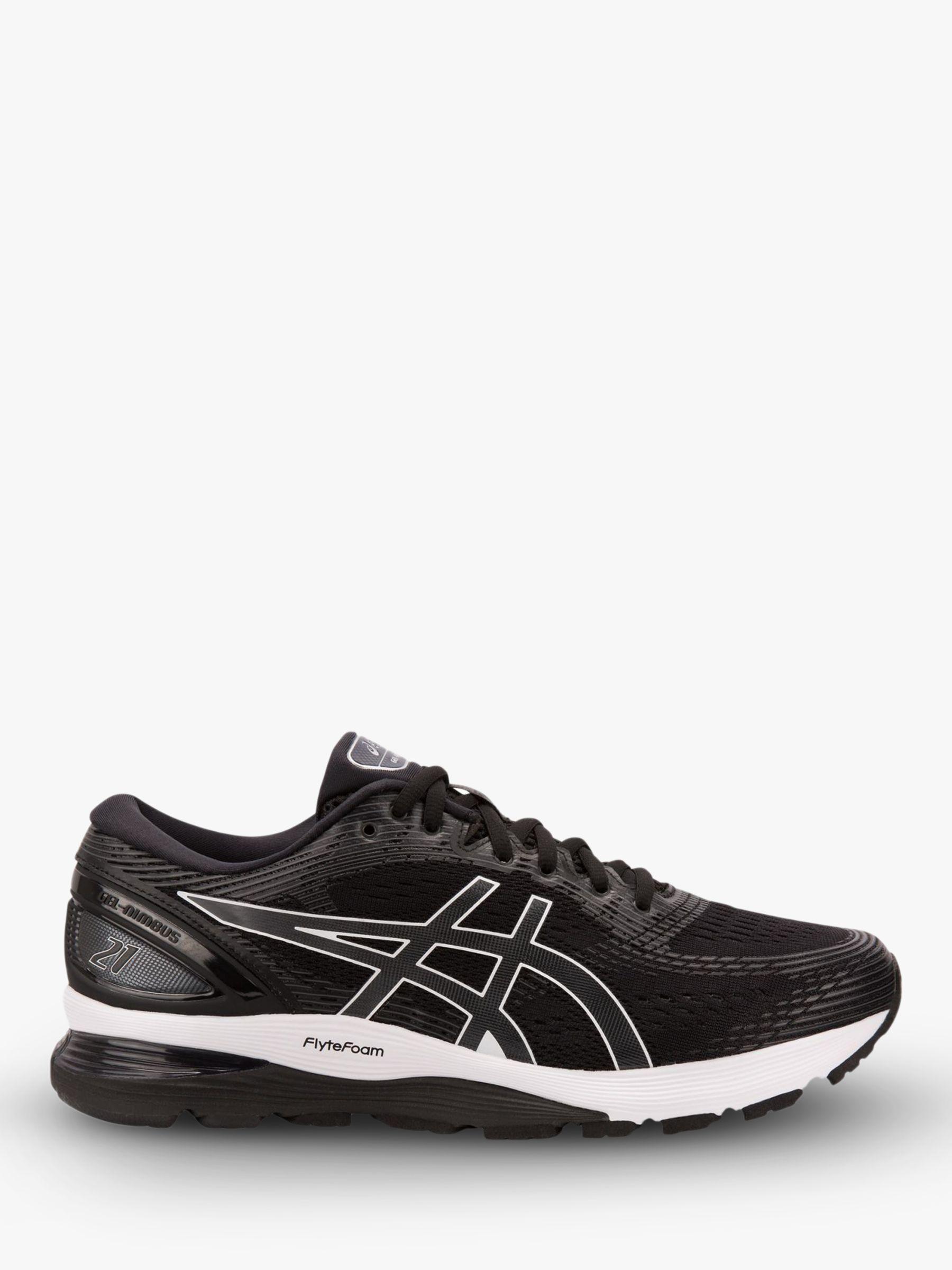 ASICS GEL NIMBUS 21 Men's Running scarpa, BlackDark Grey