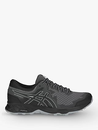 ASICS GEL-SONOMA 4 Men's Trail Running Shoes, Black/Stone Grey