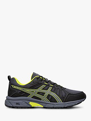 ASICS GEL-VENTURE 7 Men's Trail Running Shoes, Metropolis/Yellow