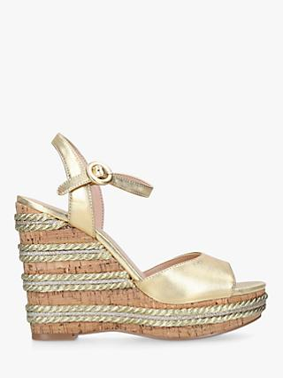 Kurt Geiger London Ally Wedge Heel Sandals