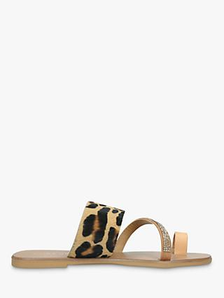 Kurt Geiger London Dawn Multi Strap Toe Post Sandals