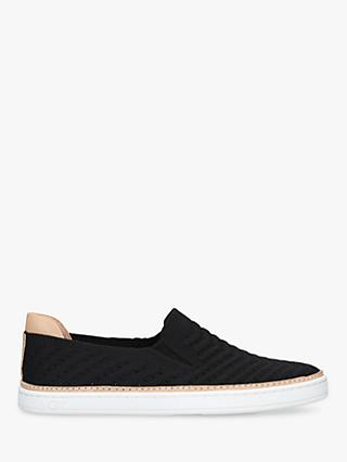 8c0a42271 UGG Sammy Chevron Slip On Trainers