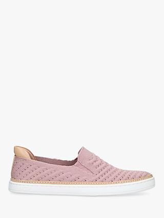 8b3ef8810a1d UGG Sammy Chevron Slip On Trainers