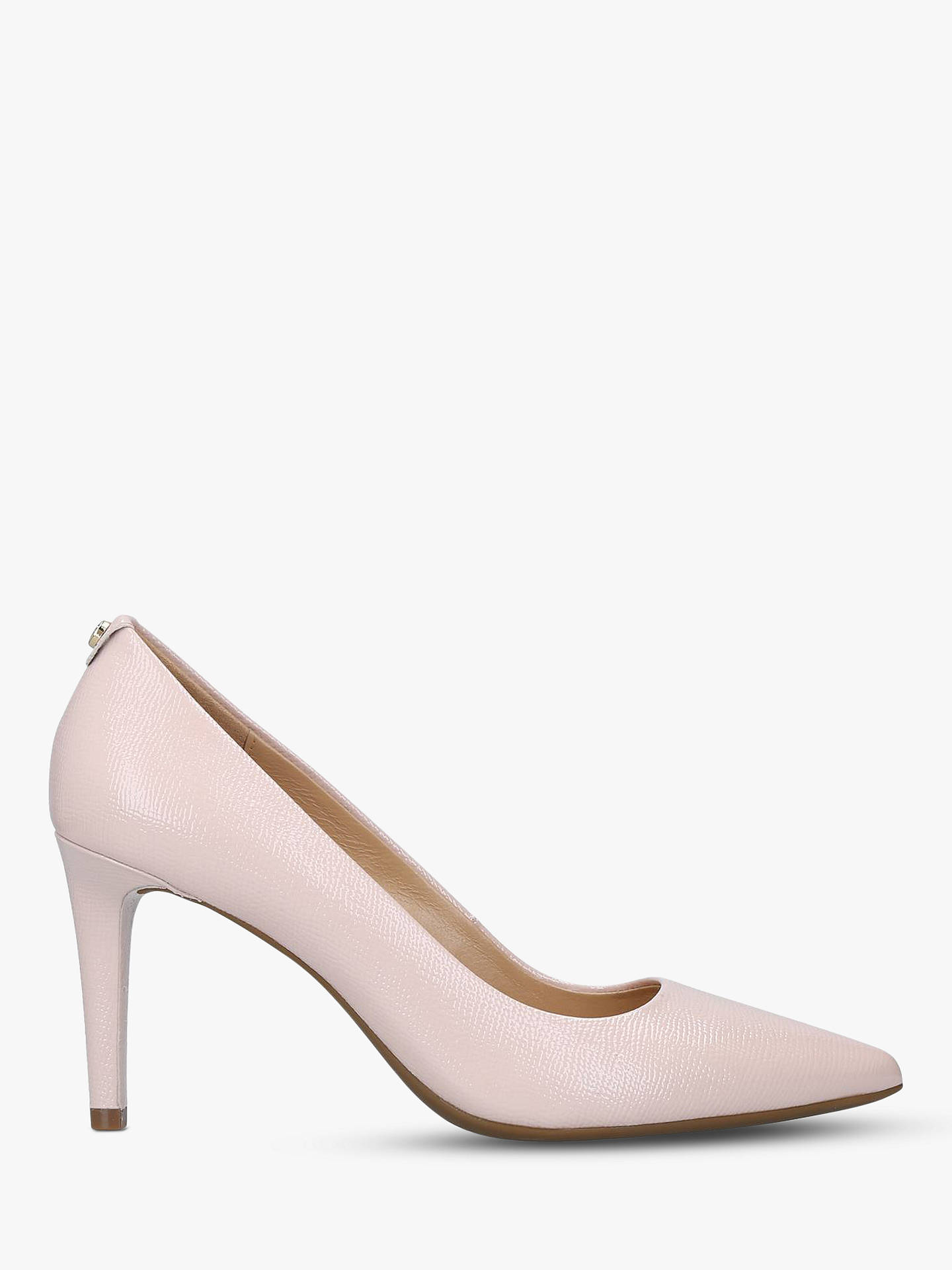 40affdd4b4b MICHAEL Michael Kors Dorothy Flex Pointed Court Shoes at John Lewis ...