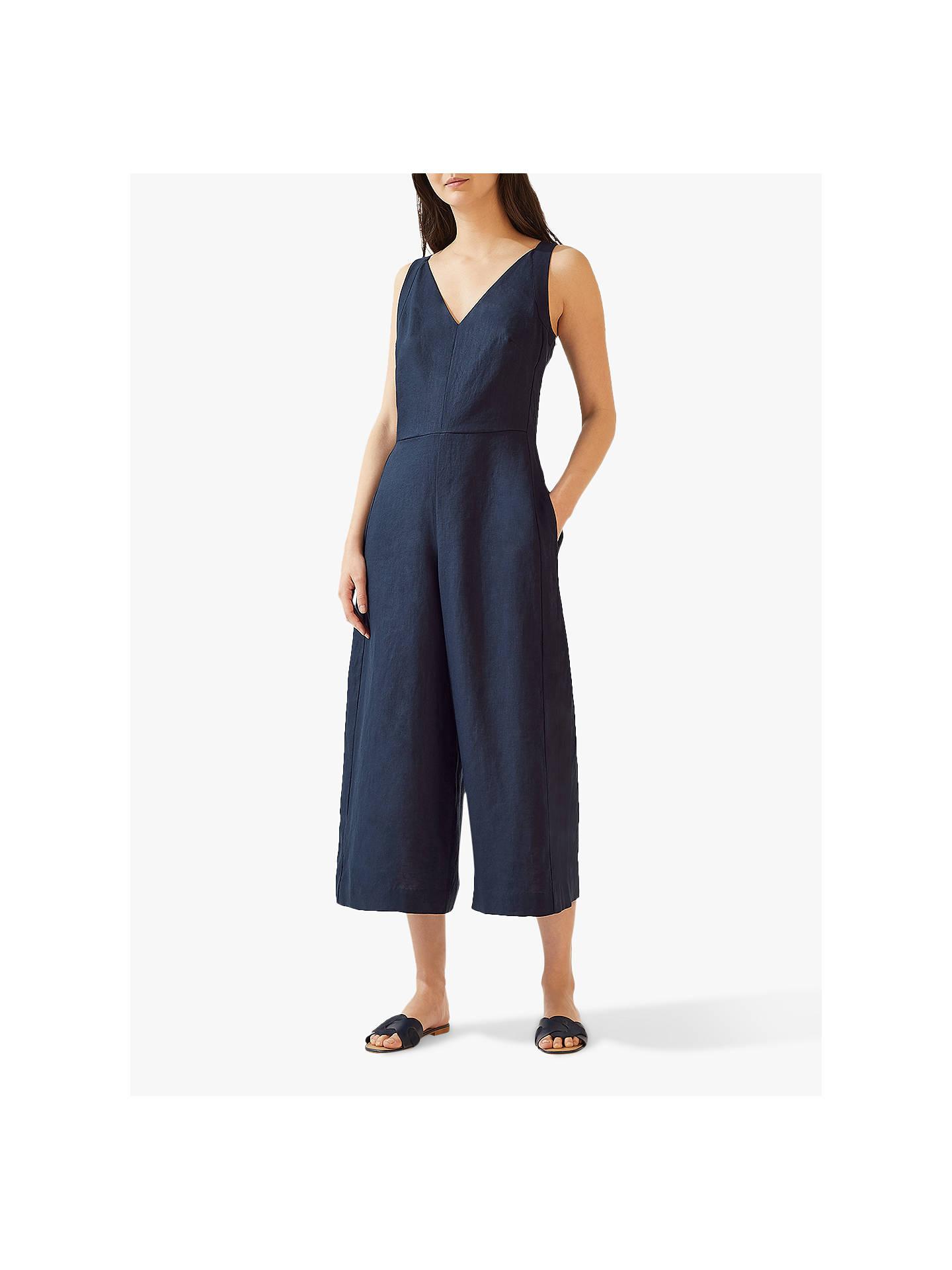 d14b410a4e79 Buy Jigsaw Relaxed Linen Jumpsuit