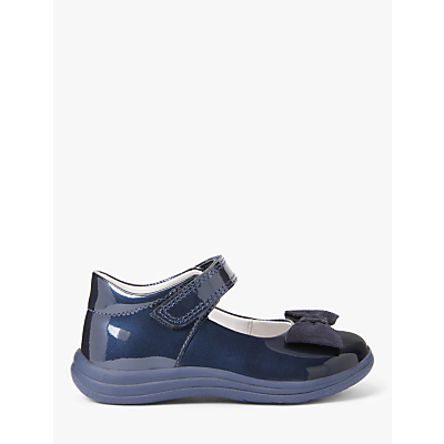 John Lewis & Partners Children's Mary Jane Shoes, Navy