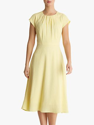 Fenn Wright Manson Petite Tally Dress, Lemon