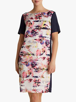 Fenn Wright Manson Bouquet Petite Dress, Ivory/Multi