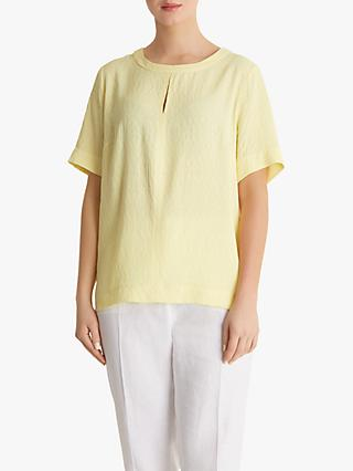 Fenn Wright Manson Petite Tally Top, Lemon
