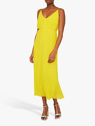 63f467eb161 Warehouse Pleated Dress