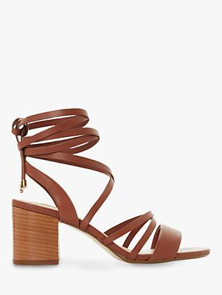 1d82af7b792 Dune Ivanni Strappy Lace Up Sandals