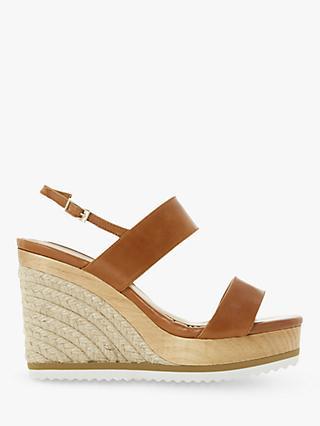 636497c6ec6 Dune Karii Wedge Heel Sandals