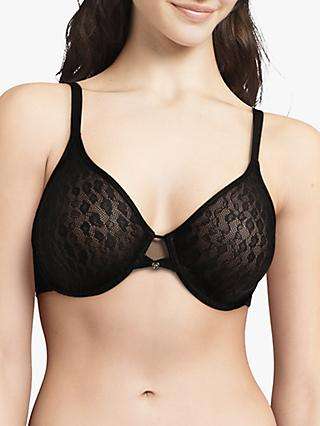 Chantelle Spirit Moulded Bra, Black