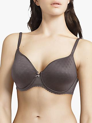 Chantelle Courcelles Spacer T-Shirt Bra, Carbon