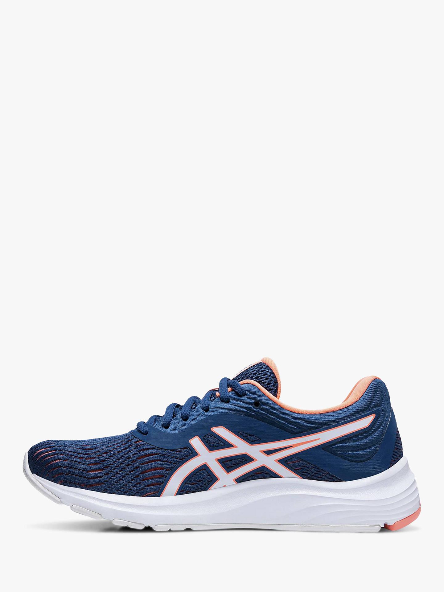 7133d36b46 ASICS GEL-PULSE 11 Women's Running Shoes, Mako Blue/Sun Coral