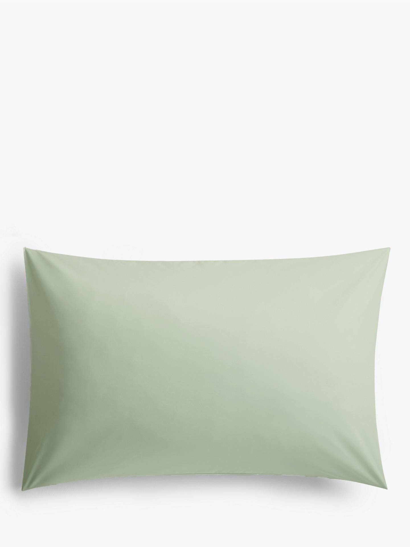 John Lewis Egyptian Cotton Standard Pillowcase
