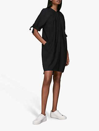 Whistles Celestine Dress, Black