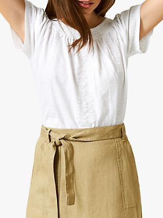 f457ef641c565 White Stuff Bora Jersey Cotton T-Shirt