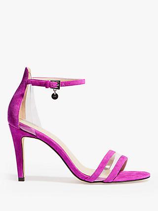 6fca232ff2d Karen Millen Double Strap Stiletto Heel Sandals
