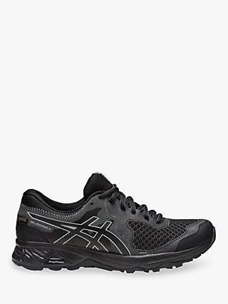 ASICS GEL-SONOMA 4 G-TX Men's Trail Running Shoes, Black/Stone Grey