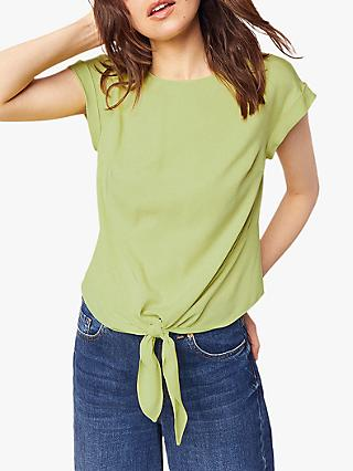 Oasis Casual Roll Sleeve T-Shirt