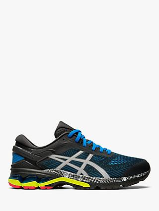 ASICS GEL-KAYANO 26 Lite-Show Men's Running Shoes, Graphite/Piedmont