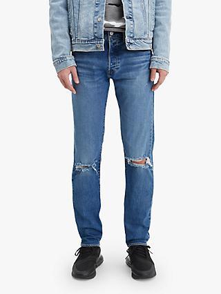 c0acf8913c7 Levi's 501 Slim Tapered Jeans, Ironwood DX