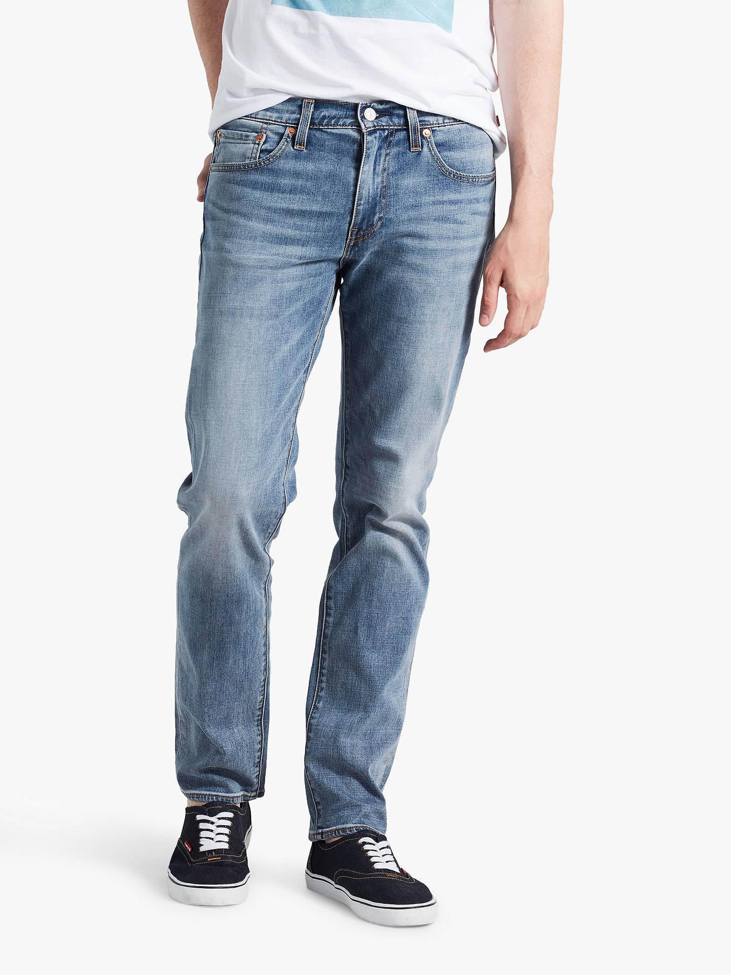 Levi S 511 Slim Fit Jeans Aegean Adapt At John Lewis